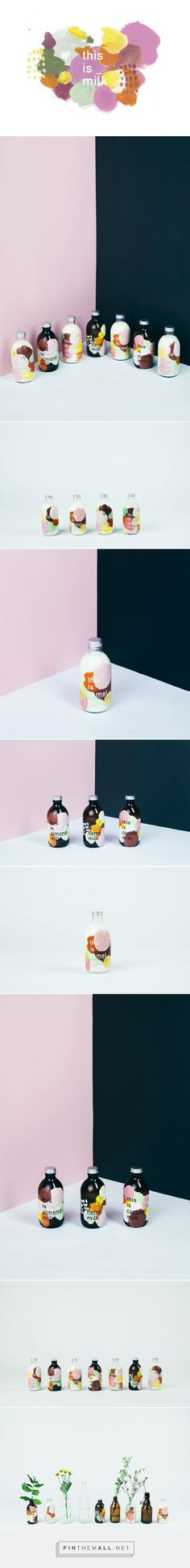 this is _ milk packaging concept designed byDaniellFaro - http://www.packagingoftheworld.com/2015/09/this-is-milk.html