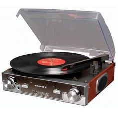 Record Player by Crosley Tech
