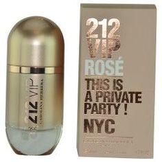 212 VIP ROSE by Carolina Herrera - EAU DE PARFUM SPRAY 1.7 OZ