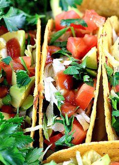 Rattlebridge Farm: Baked Tacos