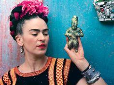 AdictaMente: 105 años del nacimiento de Frida Kahlo