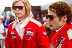 Las gafas Carrera estarán presentes en la nueva película Rush