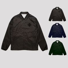 OFFICIAL COACH JACKET – Pact Store