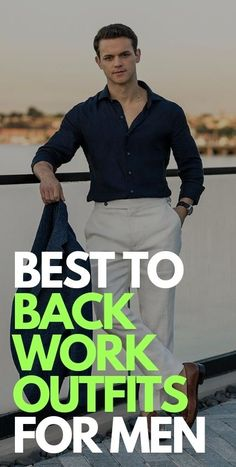 Smart Casual Workwear for Men Fashion 2020, Mens Fashion, Back To Work, Smart Casual, Workwear, Blog, Outfits, Moda Masculina, Man Fashion