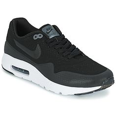 Sneakers Nike AIR MAX 1 ULTRA MOIRE Zwart 350x350
