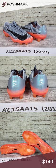 922b2aedeed2 Nike Mercurial Vapor XI CR7 FG Soccer Cleats 8.5 Nike Mercurial Vapor XI CR7  FG Soccer