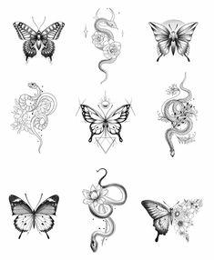 Cute Tiny Tattoos, Dainty Tattoos, Girly Tattoos, Little Tattoos, Symbolic Tattoos, Small Tattoos, Tatoos, Spine Tattoos, Body Art Tattoos