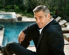 Anna Faris's Blog: George Clooney Best Actor Profile & Pictures 2011