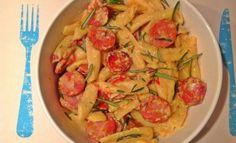 Jamie's chorizo carbonara Chorizo, Guacamole, Potato Salad, I Am Awesome, Potatoes, Favorite Recipes, Chicken, Dinner, Ethnic Recipes