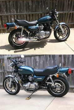 1980 Kawasaki KZ1000 LTD