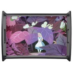 Alice in Wonderland Film Still 2. Regalos, Gifts. #Bandejas #Serving #Trays