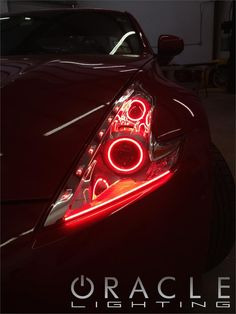 Nissan 370Z ORACLE Headlight Halo Kit