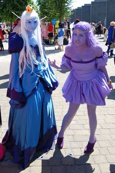 LSP AND ICE KING GENDER SWAP!