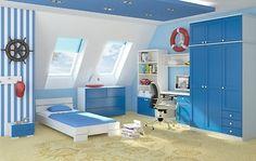 Sandemo łóżko dla dzieci i młodzieży