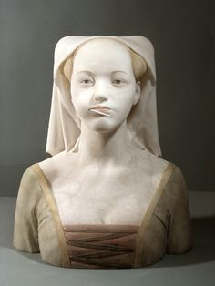 Dama de Xupa, Alabaster / Gerard Mas