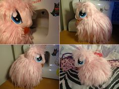 Fluffle Puff Plush by m-sharlotte on deviantART