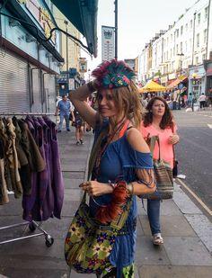 #PortobelloRoad #customer #customerphoto #headwear #feathers #featherhat #millinery www.saratiara.com