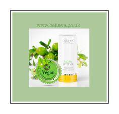 Our shampoo is Vegan friendly www.believa.co.uk