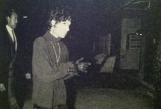 Super! Another angle of Prince in the SOTT era leaving a European nightclub! How cool is this! Thanks for pinning it!