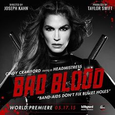 """Taylor Swift's """"Bad Blood"""" Is the Most Star-Studded Mini Movie: You waited months after Taylor Swift's 1989 came out for the music video of its best jam, """"Bad Blood,"""" and then you waded through what felt like hundreds of Instagrams featuring Swift's friends in character for the video."""