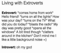 Mbti, Funny Quotes, Funny Memes, Hilarious, Life Quotes, Introvert Vs Extrovert, Infj, Introvert Humor, Ambivert