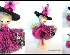 Broche de muñeca Pirata por Delafelicidad en Etsy