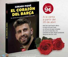 Sport te ofrece el libro Gerard Piqué: El Corazón del Barça por sólo 9 euros... ¿Quieres verlo http://ofertasdeprensa.offertazo.com/gerard-pique-el-corazon-del-barsa/ ?