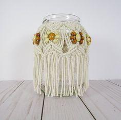 Macrame Patterns, Glass Candle Holders, Band, Flower Vases, Dream Catcher, Glass Vase, Ornament, Owl, Weaving