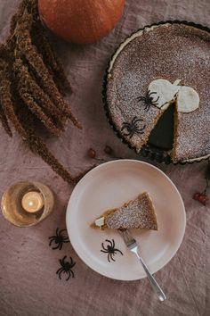 Pie, Pumpkin, Simple, Bakken, Torte, Cake, Pumpkins, Fruit Flan, Pies