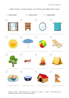 Polish Language, Asd, Pre School, Montessori, Classroom, Education, Children, Speech Language Therapy, Aphasia