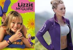 22 Disney Channel Stars: Then And Now....boy does this make me feel old haha