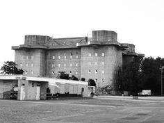 #Flakturm auf dem #Heiligengeistfeld #Hamburg