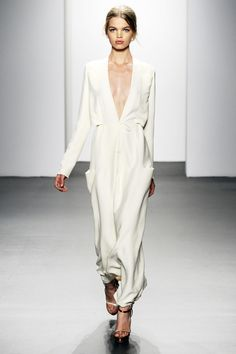 Calvin Klein - runway #CalvinKlein #DaphneGroeneveld #runway