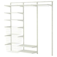 ALGOT Wandrail/planken/stang - IKEA