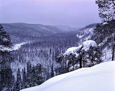 Korouoma, Posio, Lapland Finland.