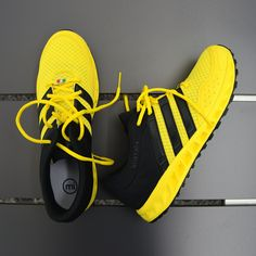 Milan design week 2014: look for the yellow shoes #adidas  http://www.kristalia.it/news/salone-del-mobile-di-milano-2014/