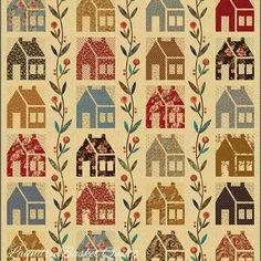 Homestead. Edyta Sitar. Laundry Basket Quilts