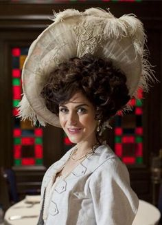 Our fave Lady, Mae Loxley aka @katherine_kelly from Mr. Selfridge.