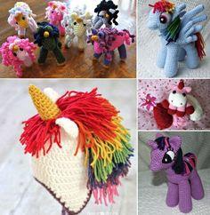 Free-Unicorn-Crochet-Patterns-550x565