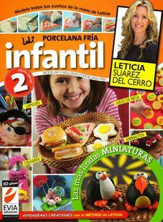 Porcelana fria infantil revista gratis