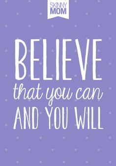 BELIEVE.