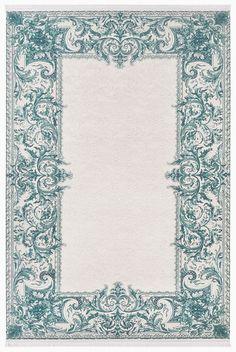 Üsküp Turkuaz Classic Rugs, Antique Frames, Best Carpet, Rugs On Carpet, Fabric Design, Decoupage, Lime, Art Deco, Miniatures