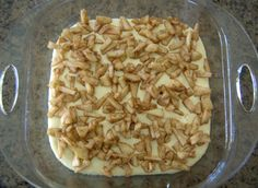 Caramel Apple Cheesecake Bars – cheesecake bars covered with cinnamon-spiced apples, a streusel topping and drizzled with sweet caramel. The PERFECT dessert for Fall! It's that time again!!! Time for our monthly Secret Recipe Club reveal!! So exciting!! The Secret Recipe Club was started by none other than Amanda of Amanda's Cookin'. And our wonderful hostess... Read More »