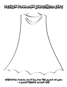 Design Your Own Superhero Cape and Shield Coloring Pages FREE Design Your Own Superhero Cape Coloring Page for Kids Superhero Preschool, Superhero Classroom Theme, Superhero Party, Superhero Template, Back To School Superhero, Superhero Writing, Superhero Capes For Kids, Free Bible Coloring Pages, Superhero Coloring Pages