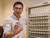 Using a titanium dioxide gel, researchers make a battery that could one day allow electric cars to fuel up as fast as their gas-guzzling cousins.