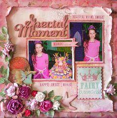 KaiserCRaft - Enchanted Garden -Adriana Bolzon