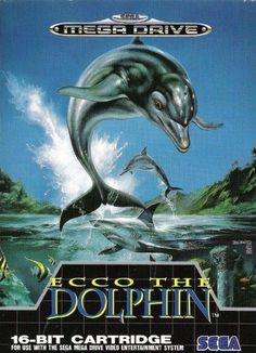 Ecco the Dolphin... Omg I spent so many hours playing this as a child!
