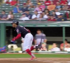 New trending GIF on Giphy. fail mlb trip tripping blooper cleveland indians  francisco lindor lindor e404140c2