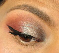 Eyeshadow Look With Winky Lux Kitten Palette
