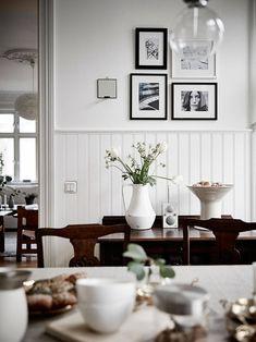 Un edificio del XIX y un estilo nórdico actual